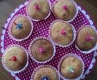 kinderfeestje cup cakes versieren