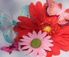 Bloemen en vlinders in de Elfenkist