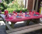 Prinsessenkist-aangekleede-tafel