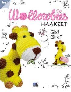 Woollowbies Haakset Gigi Giraf
