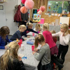 Workshops voor kinderen - kinderfeestje